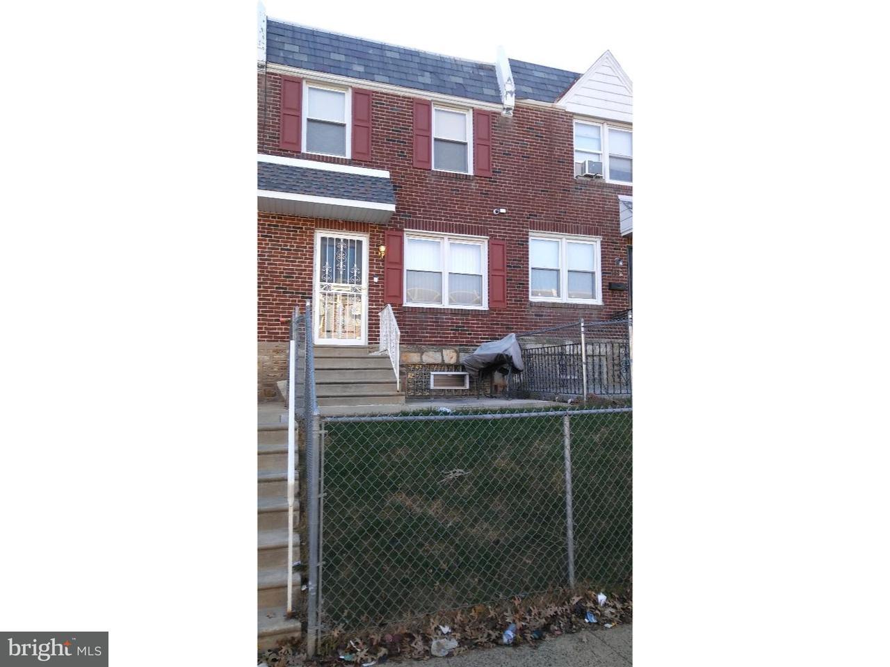 1114  Alcott Philadelphia, PA 19149