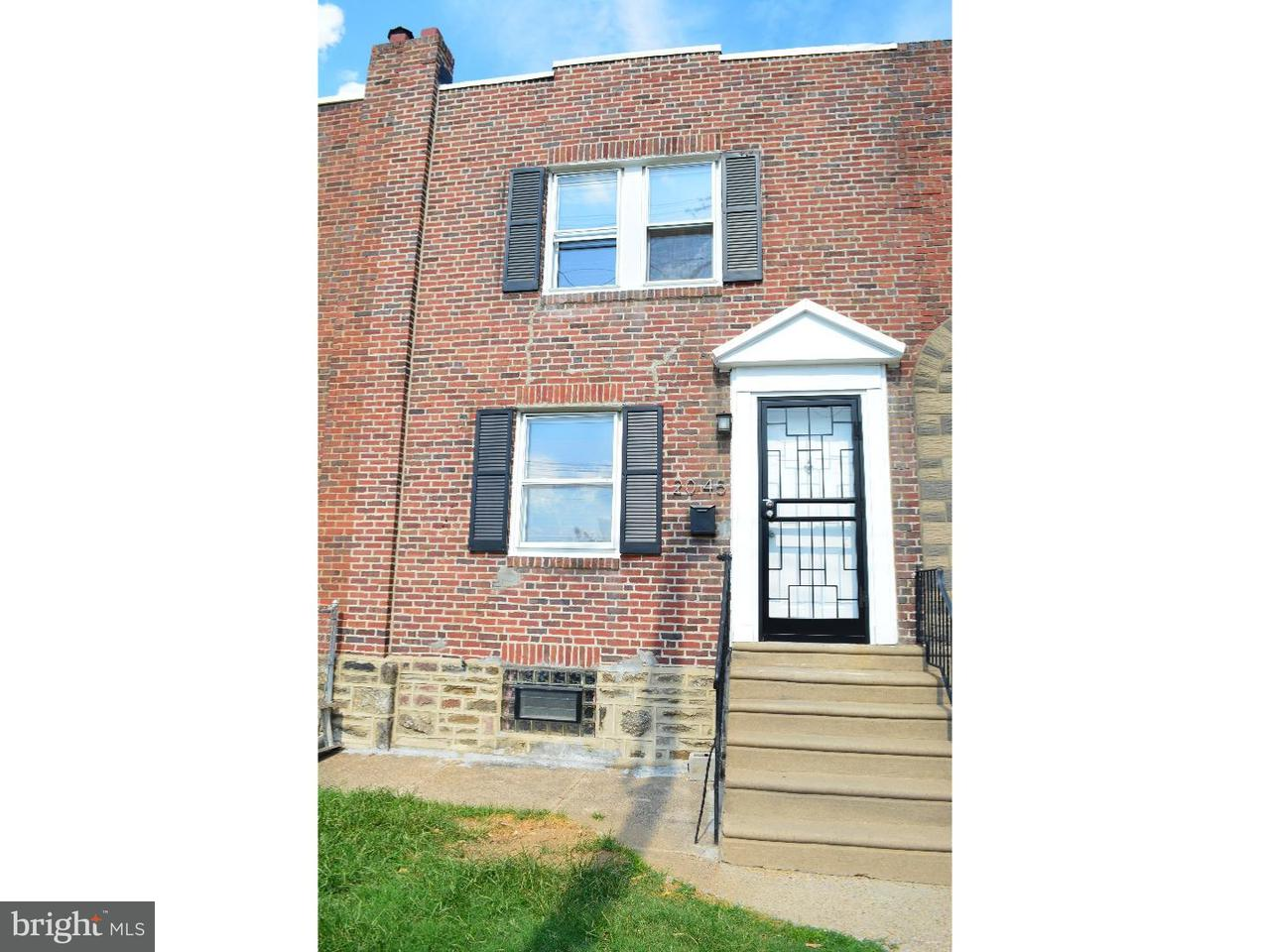 2045 E Sanger Philadelphia, PA 19124