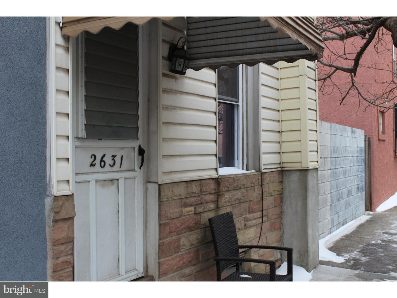 2631  Mercer Philadelphia, PA 19125