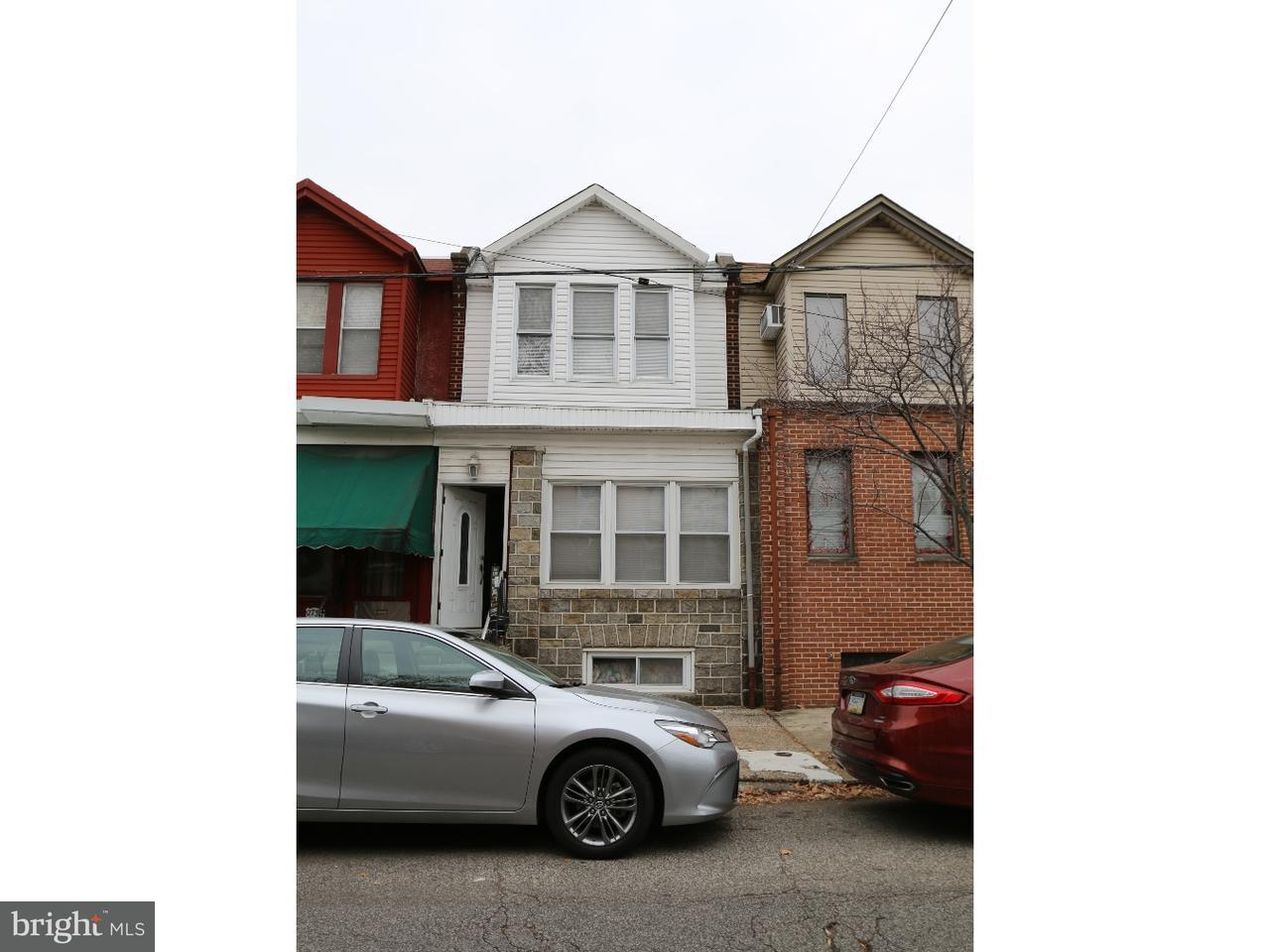 2736 S 16TH Philadelphia , PA 19145