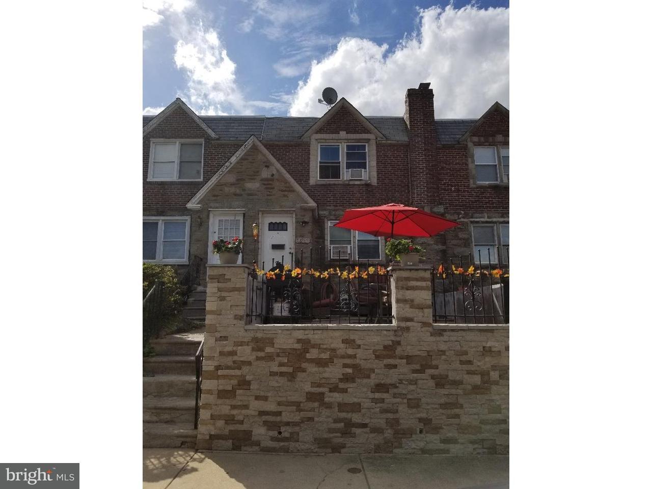 1238  Robbins Philadelphia , PA 19111