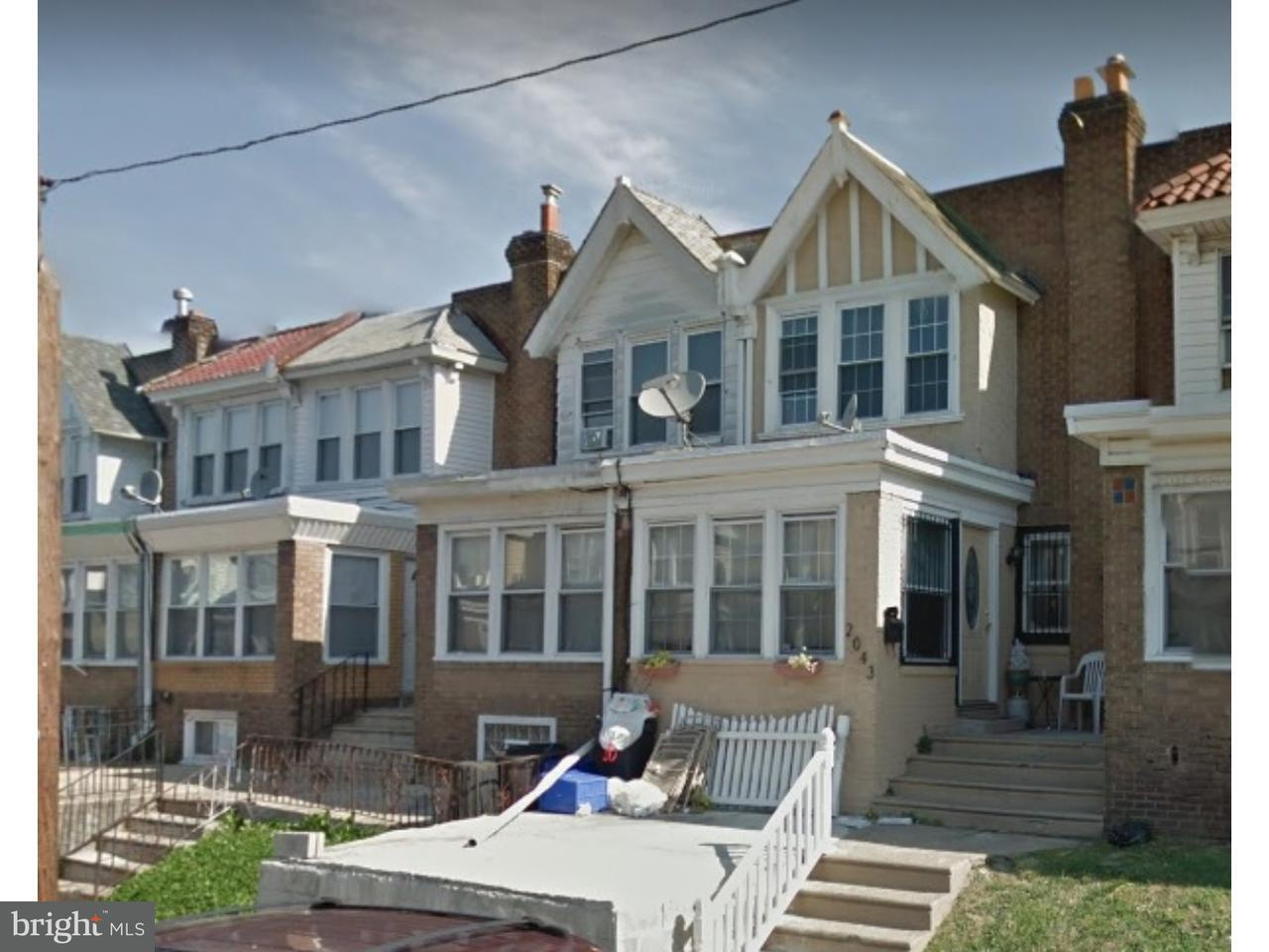 2043 S Redfield Philadelphia, PA 19143