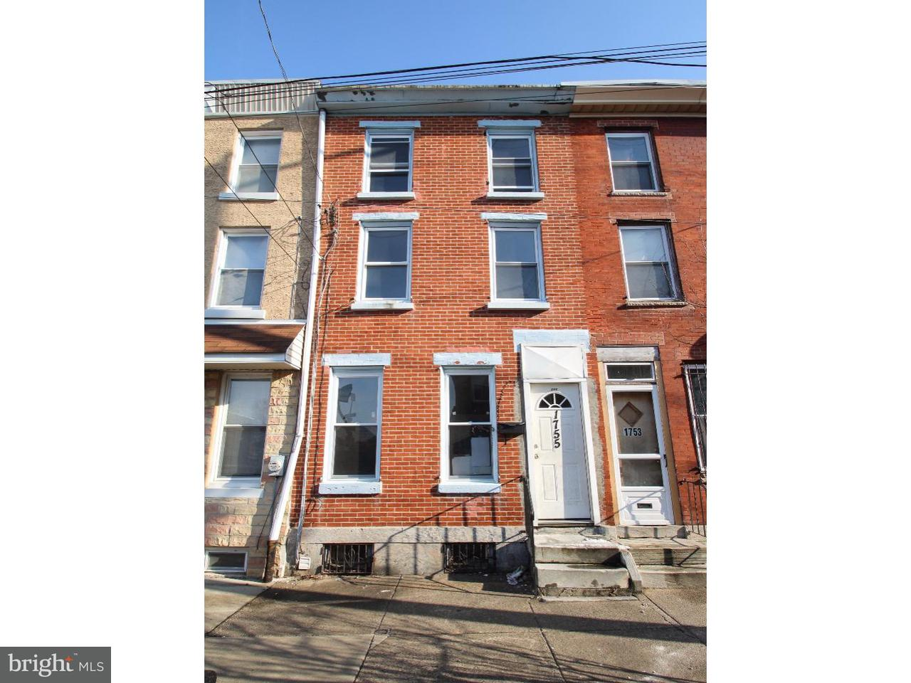 1755 N 3RD Philadelphia , PA 19122