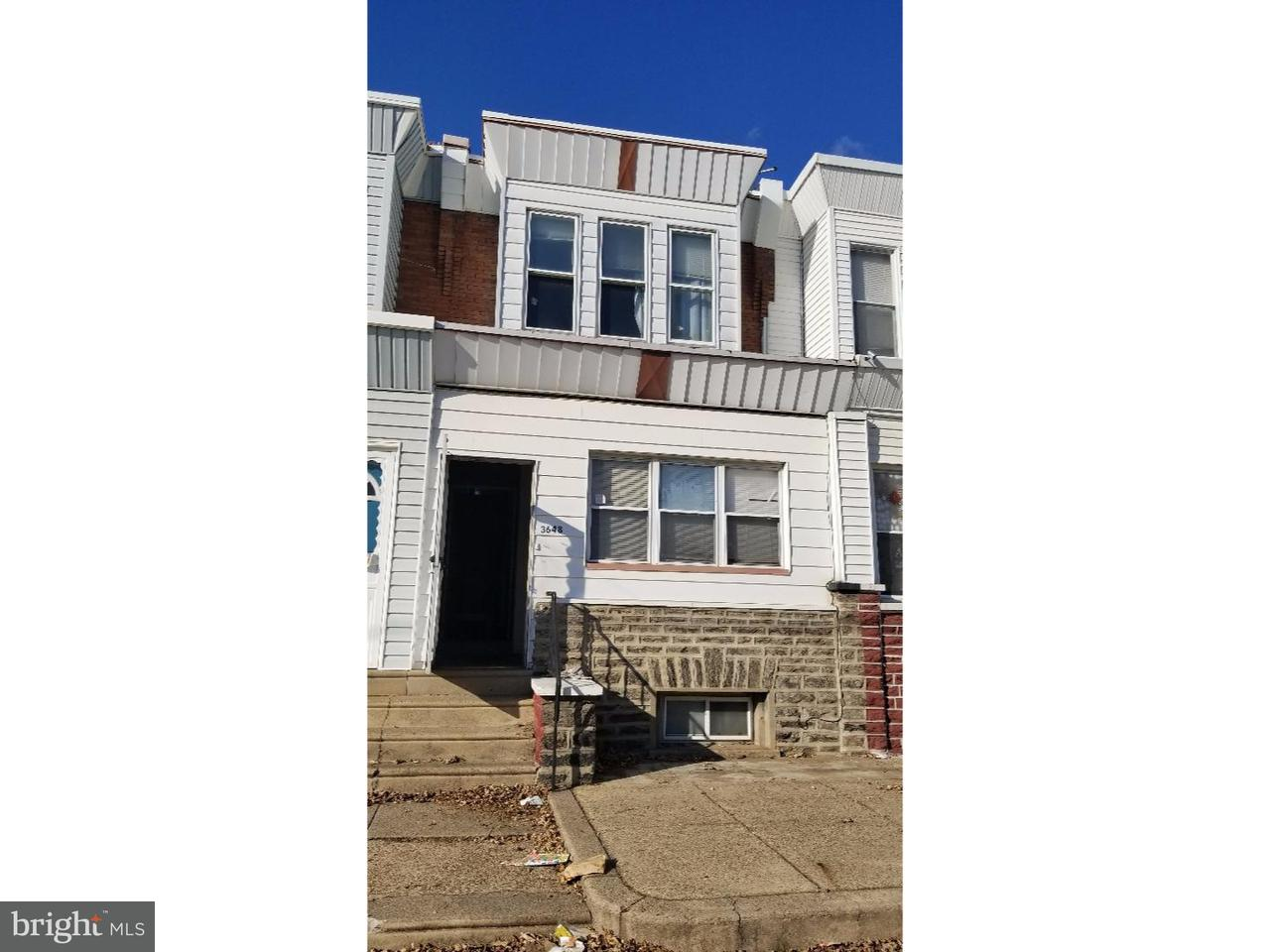3648  Emerald Philadelphia , PA 19134