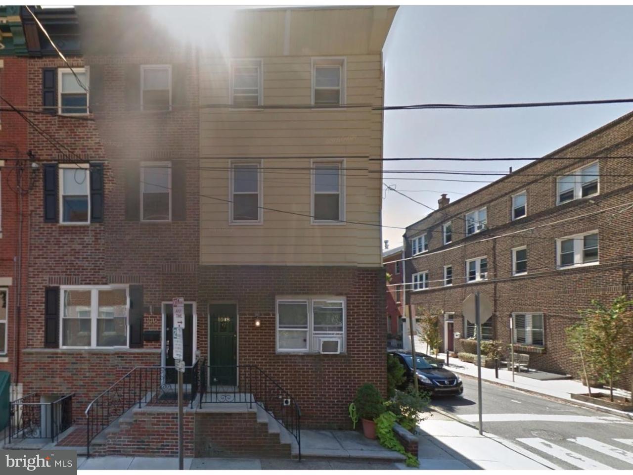 1018  Fitzwater Philadelphia, PA 19147