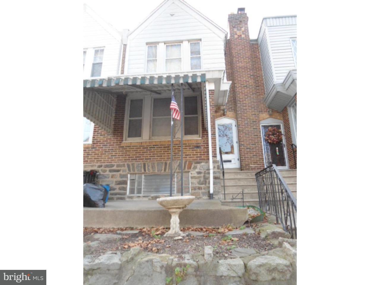 4138  Elbridge Philadelphia, PA 19135