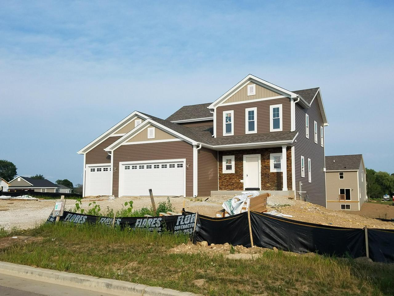 just starting new construction. 3 br 2.5 baths huge laundry/mud room w lockers and storage. 9' basement with a full exposure to finish for another 1500 ft of living space. great schools and great location. buy now to make your choices.