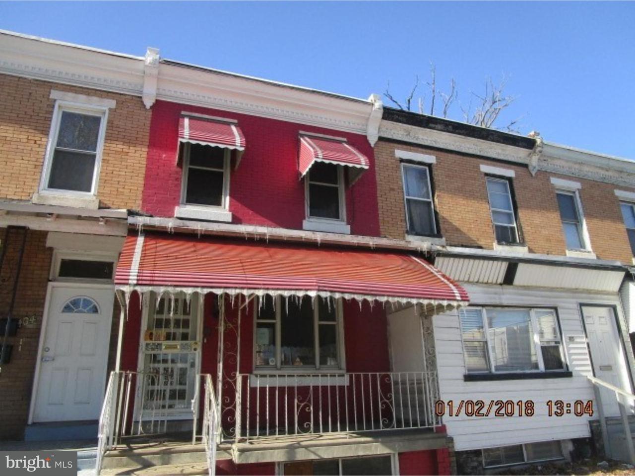 406 N 58TH Philadelphia, PA 19131