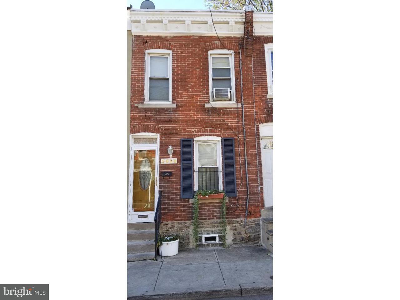 5628  Bloyd Philadelphia, PA 19138