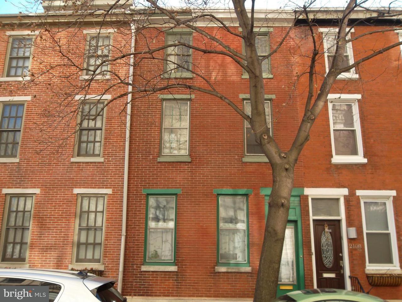 2106  Spring Philadelphia , PA 19103