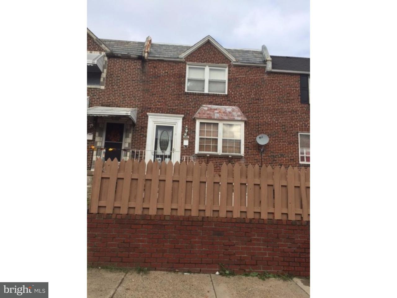 1133  Elbridge Philadelphia, PA 19111