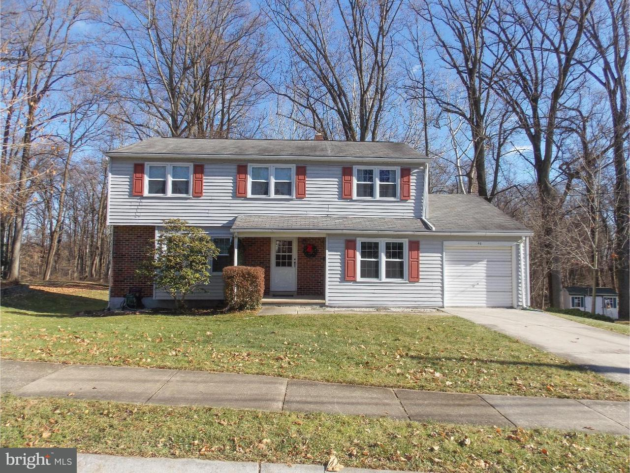 40  Woodhill Newark , DE 19711
