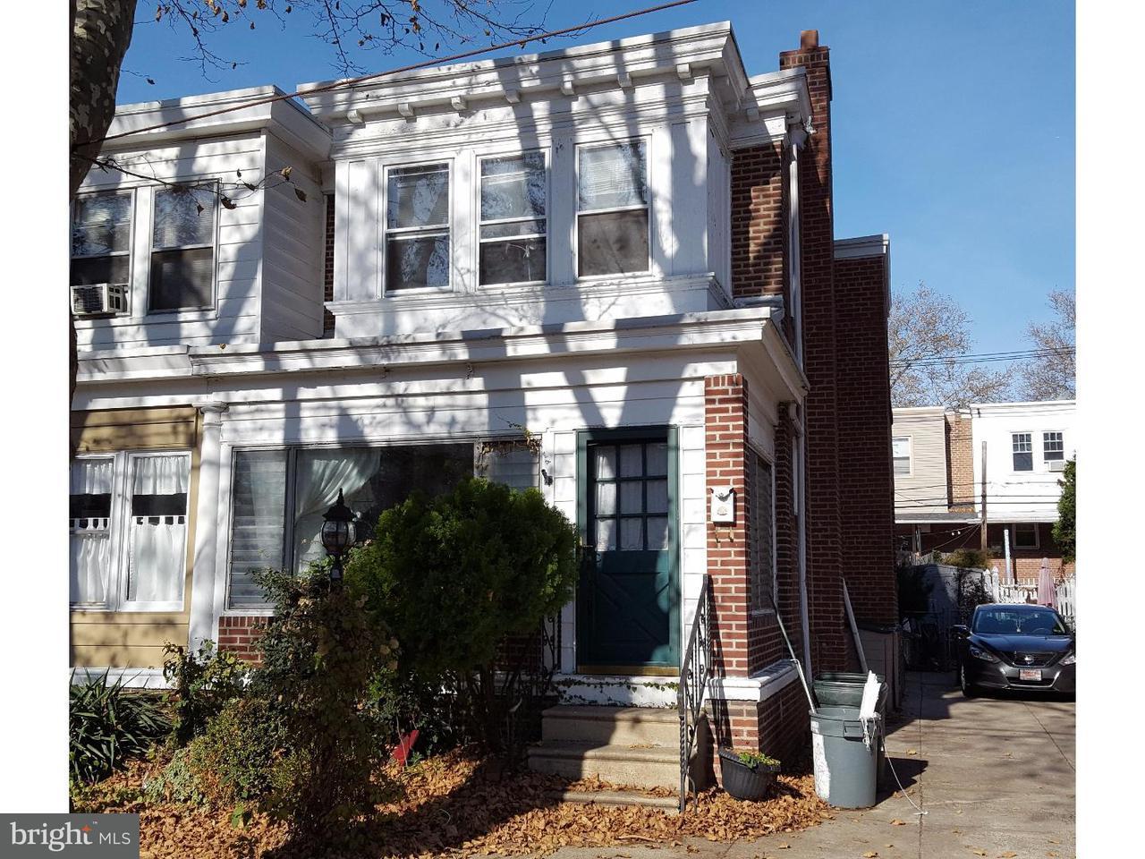 7026  Walker Philadelphia, PA 19135