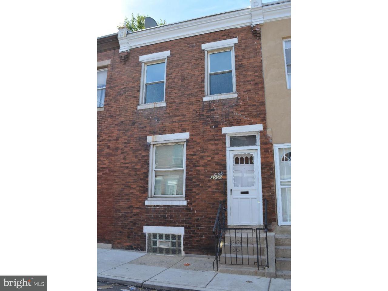 4556 N Mole Philadelphia, PA 19140