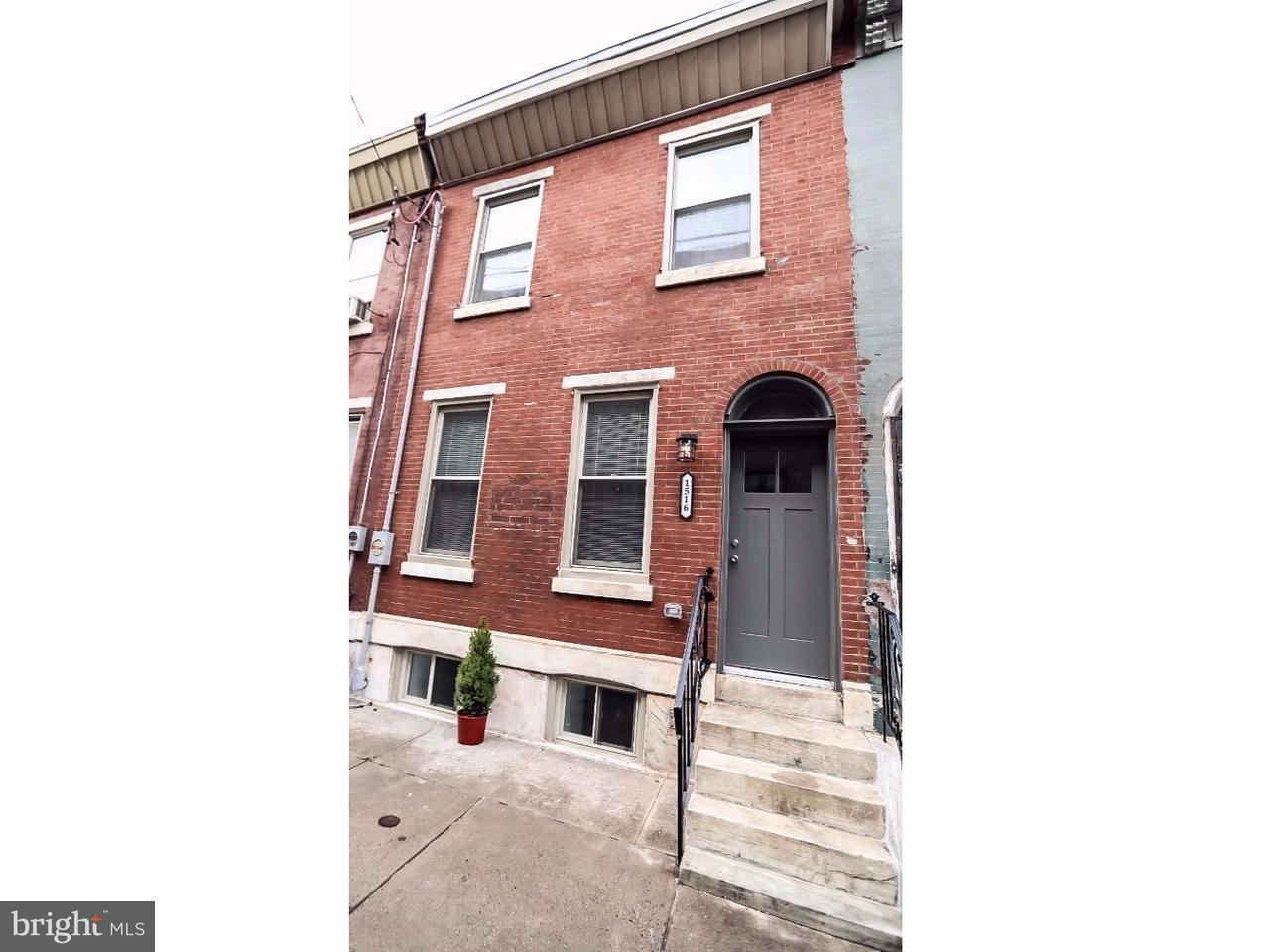 1516 S 17TH Philadelphia, PA 19146