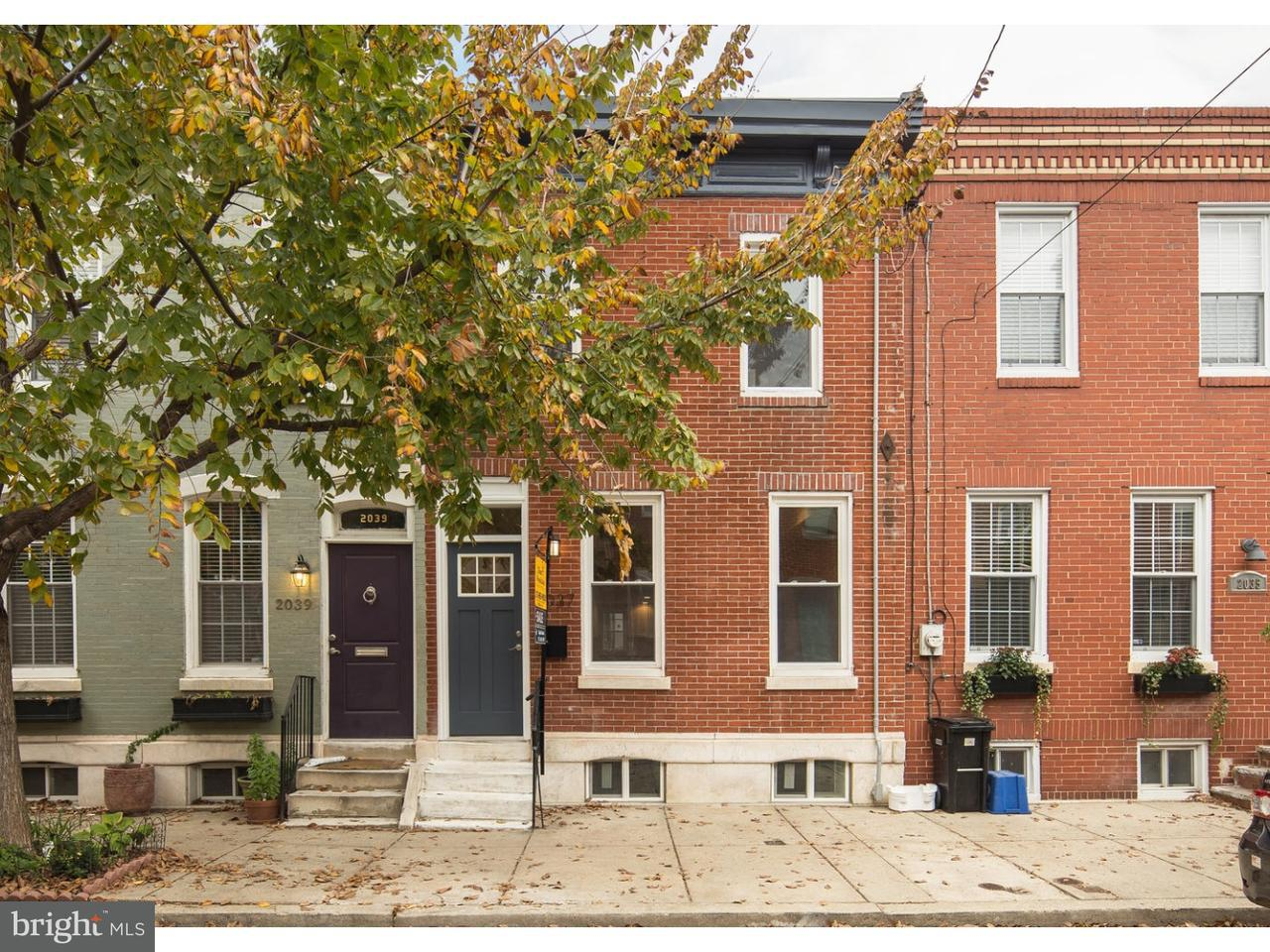 2037  Carpenter Philadelphia, PA 19146