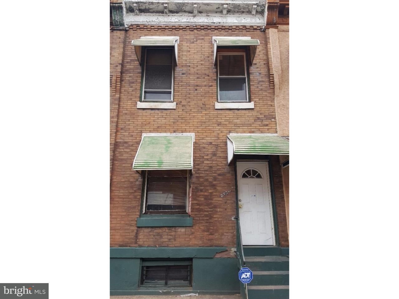 2734 N Taylor Philadelphia, PA 19132