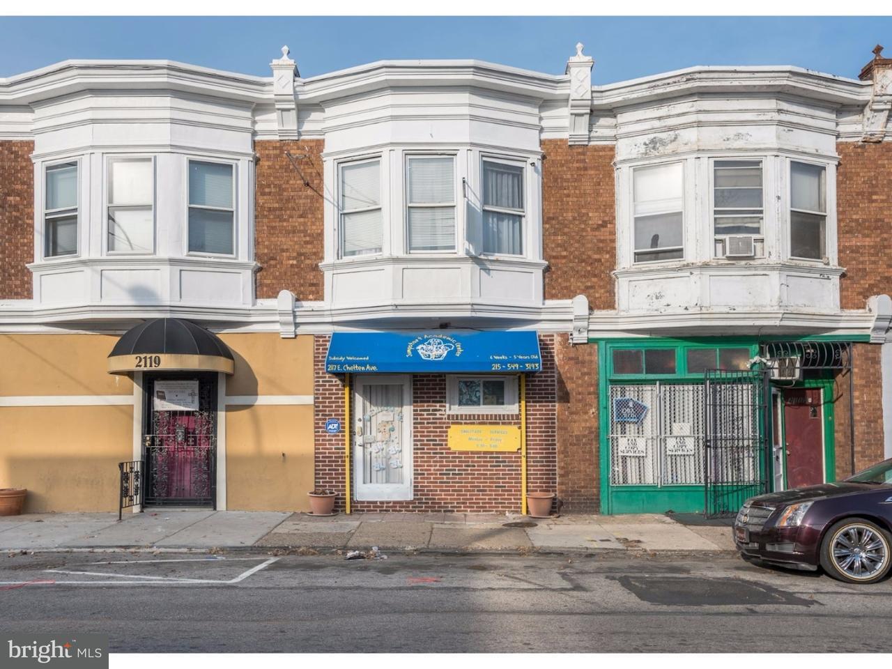 2117 E Chelten Philadelphia , PA 19138