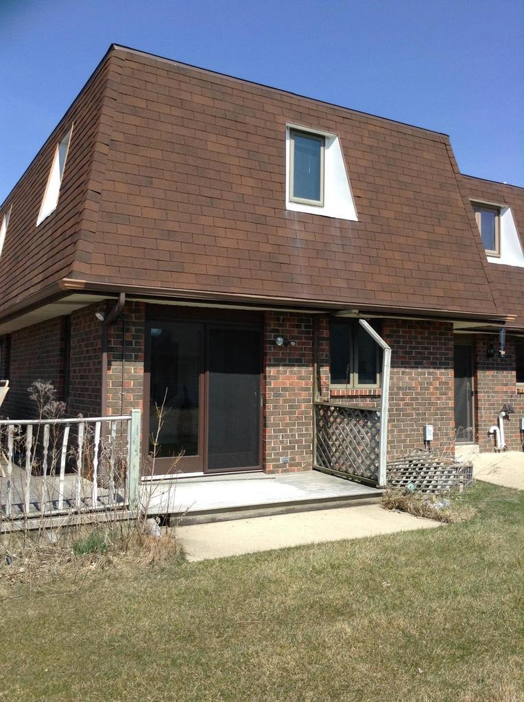 Cheaper than rent. Spacious 2 bedroom. Basement bath and a half New updates move in ready. Corner unit 1 of 4