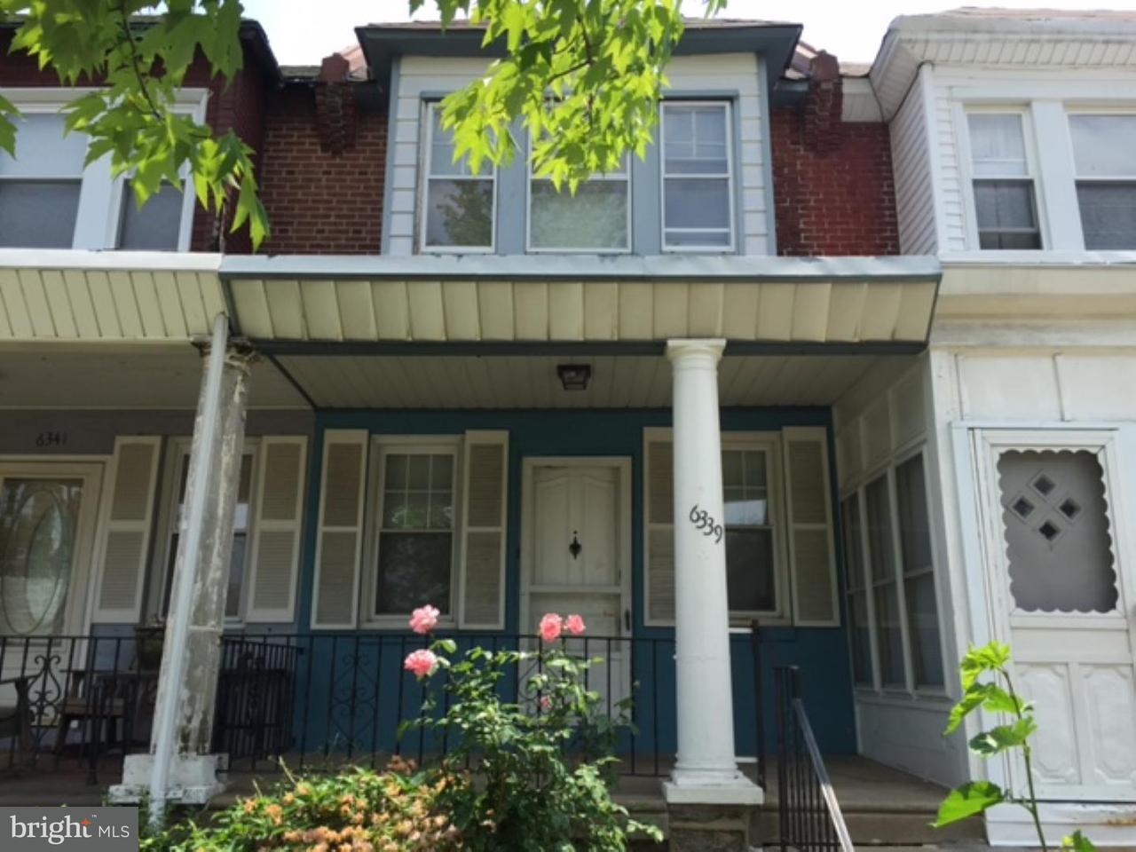 6339  Bingham Philadelphia, PA 19111