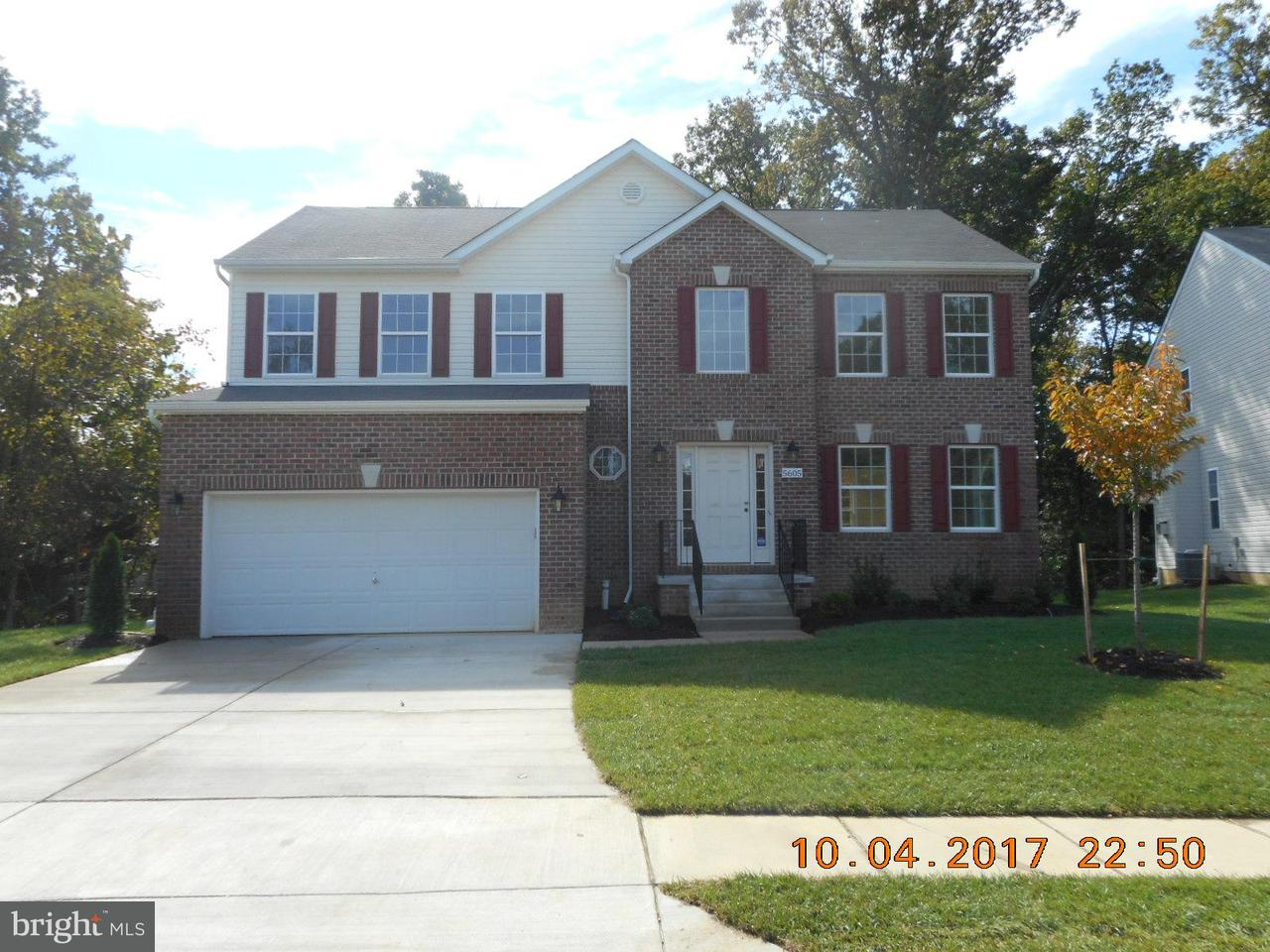 5605  Rugged Capitol Heights, MD 20743