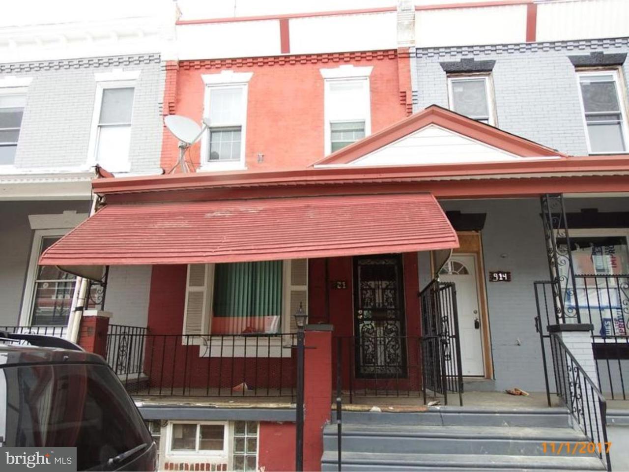 921 N Saint Bernard Philadelphia, PA 19131