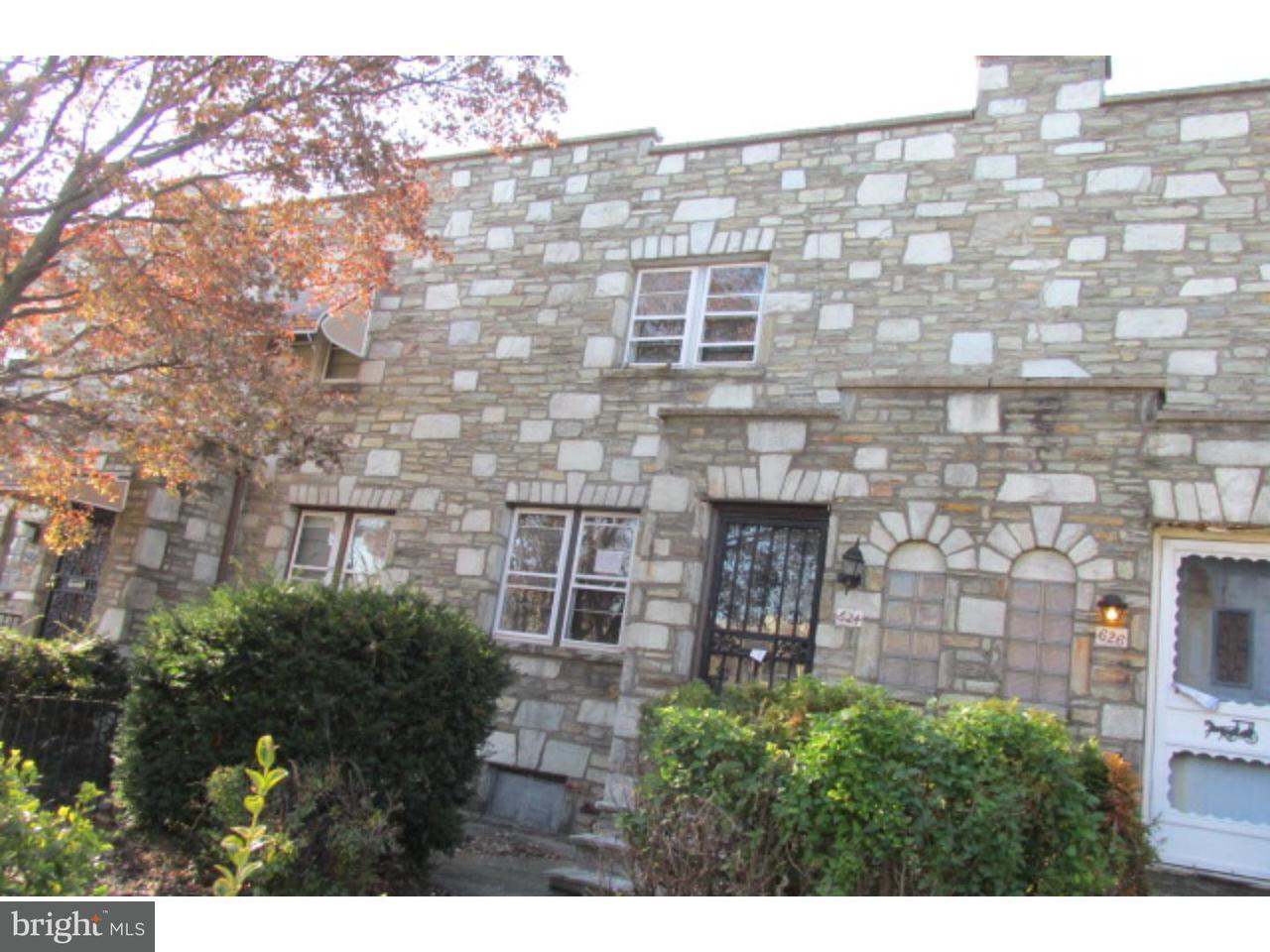 624  Edgemore Philadelphia, PA 19151
