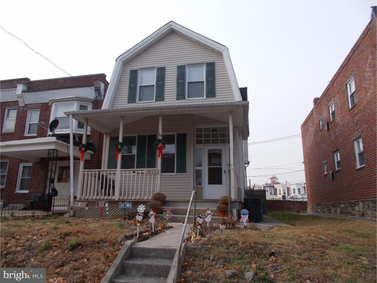 5222 N 11TH Philadelphia , PA 19141