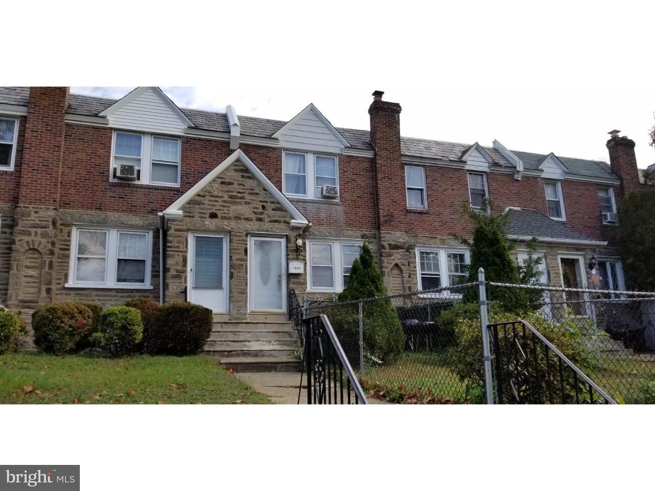 1407  Unruh Philadelphia, PA 19111
