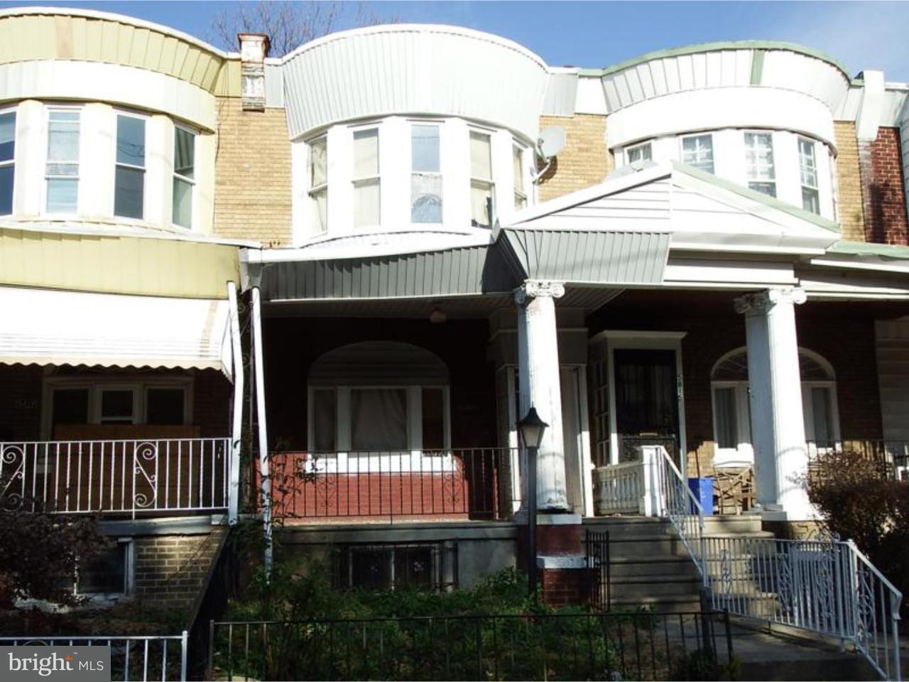 5817  Larchwood Philadelphia , PA 19143