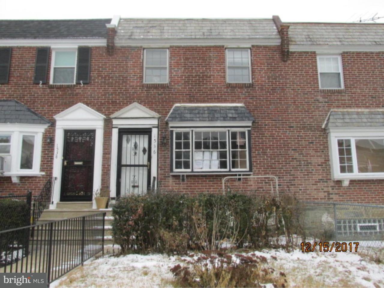 1536 E Walnut Philadelphia, PA 19138