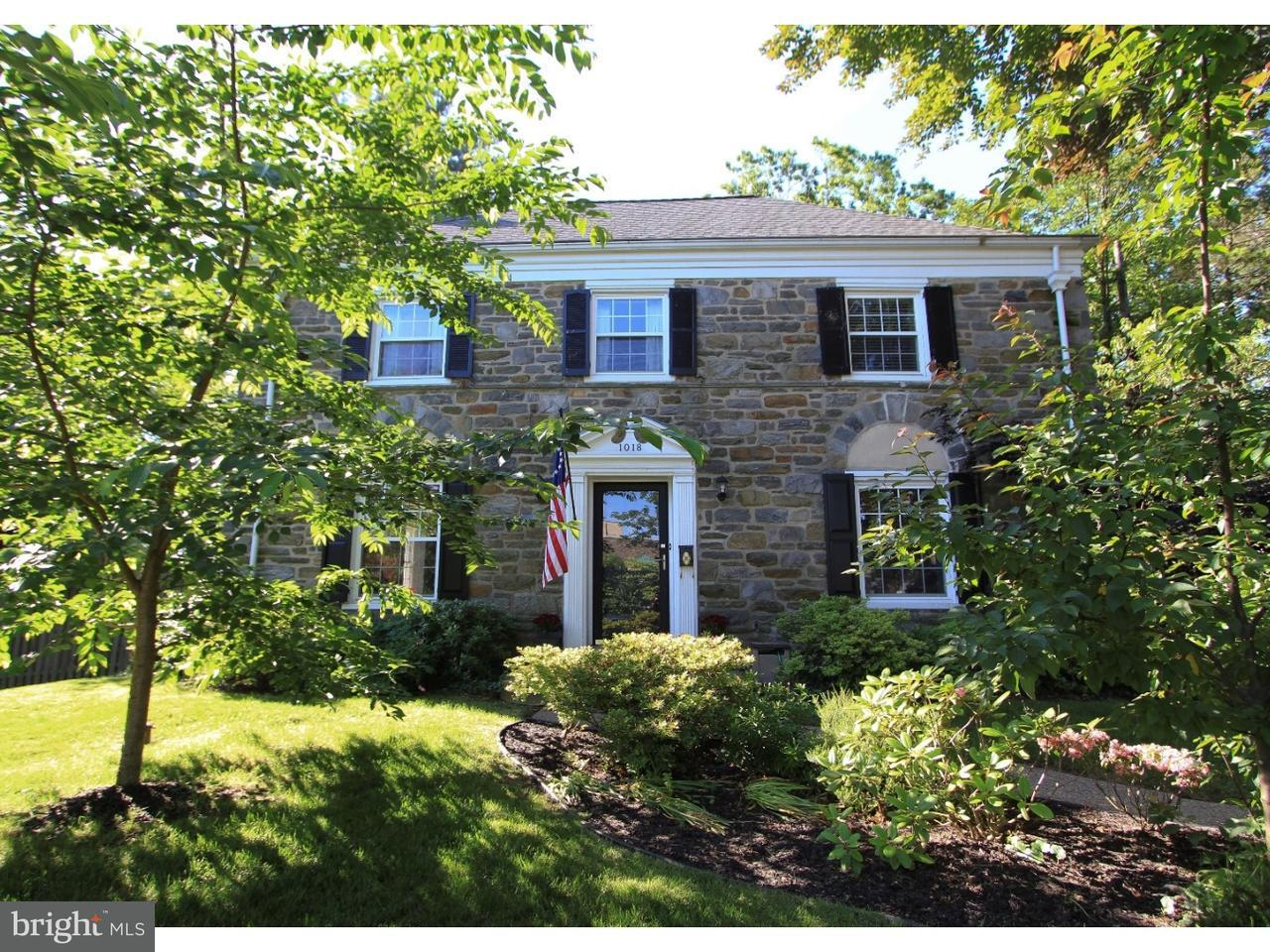 1018  Clover Hill Wynnewood , PA 19096