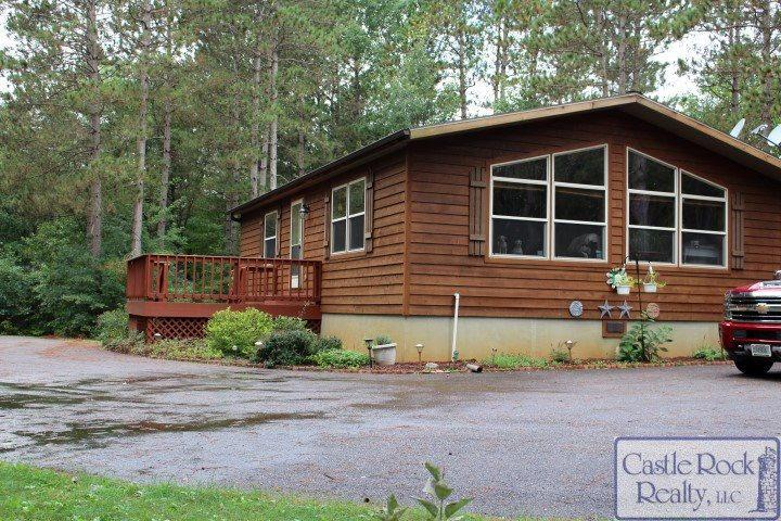 Turn Key Home On 18 59 Wooded Acres 2003 Ranch Style With