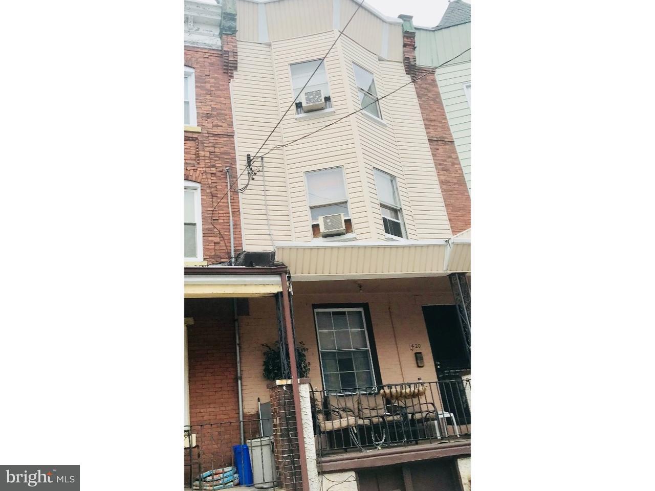 420 N 62ND Philadelphia, PA 19151