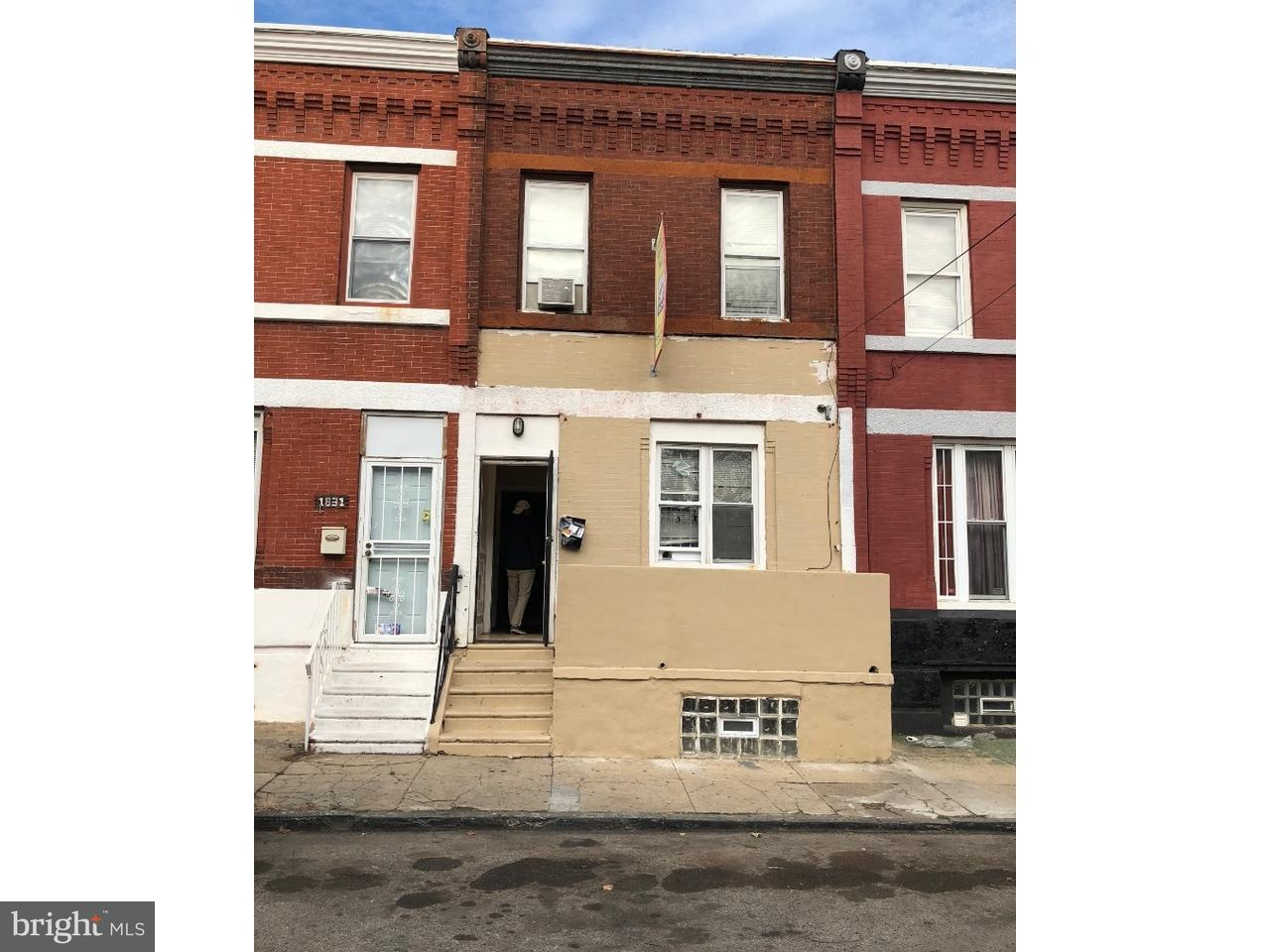 1829  Fontain Philadelphia , PA 19121