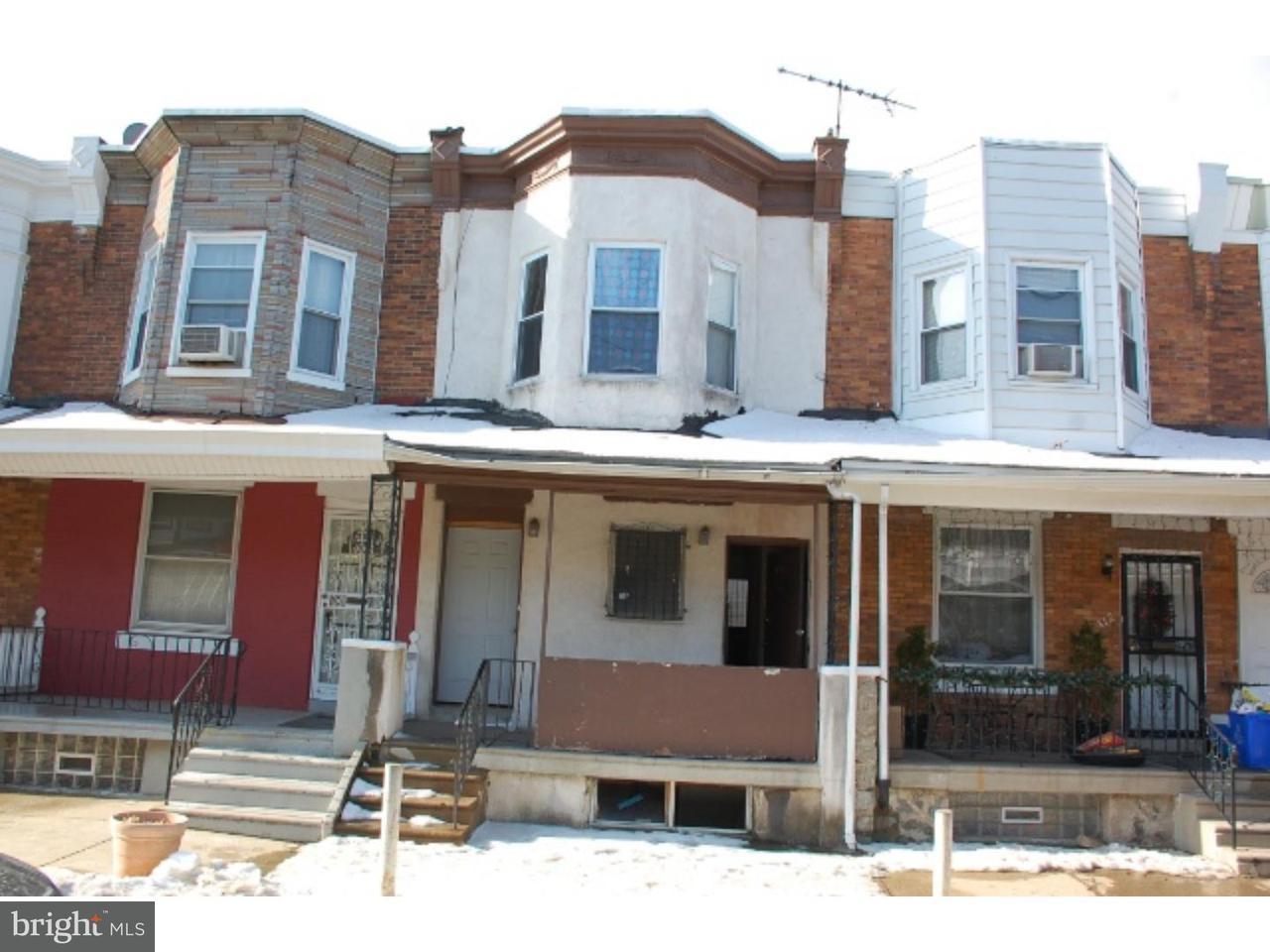 110 N Yewdall Philadelphia , PA 19139