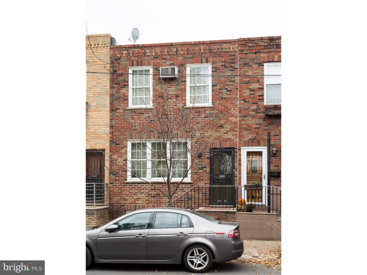 1542 S 12TH Philadelphia, PA 19147