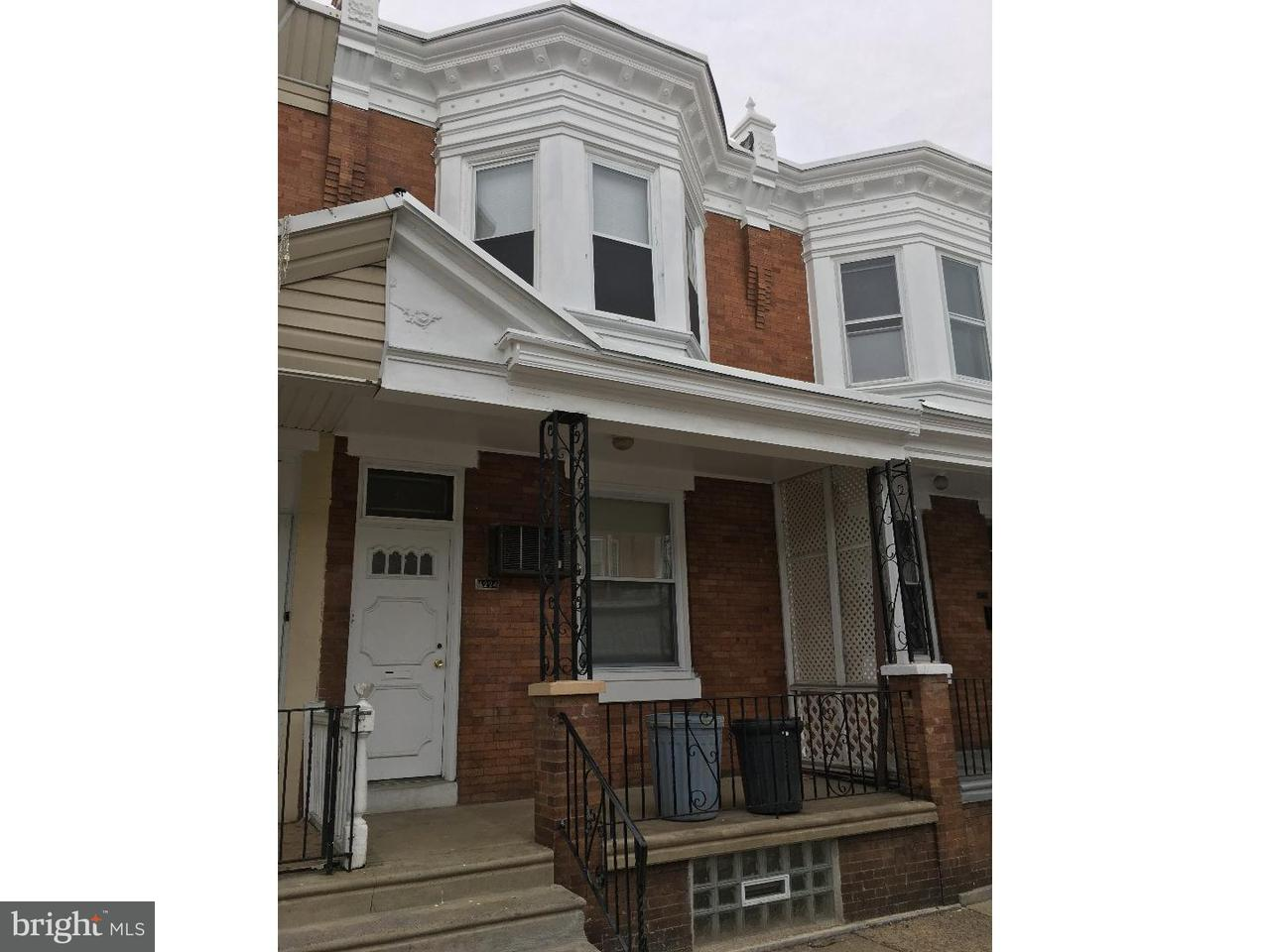 4224 N Fairhill Philadelphia, PA 19140