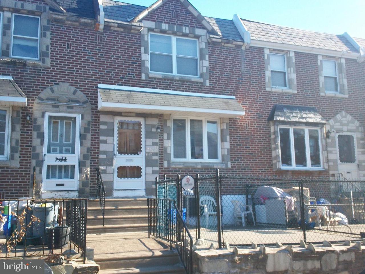 4331  Vista Philadelphia , PA 19136