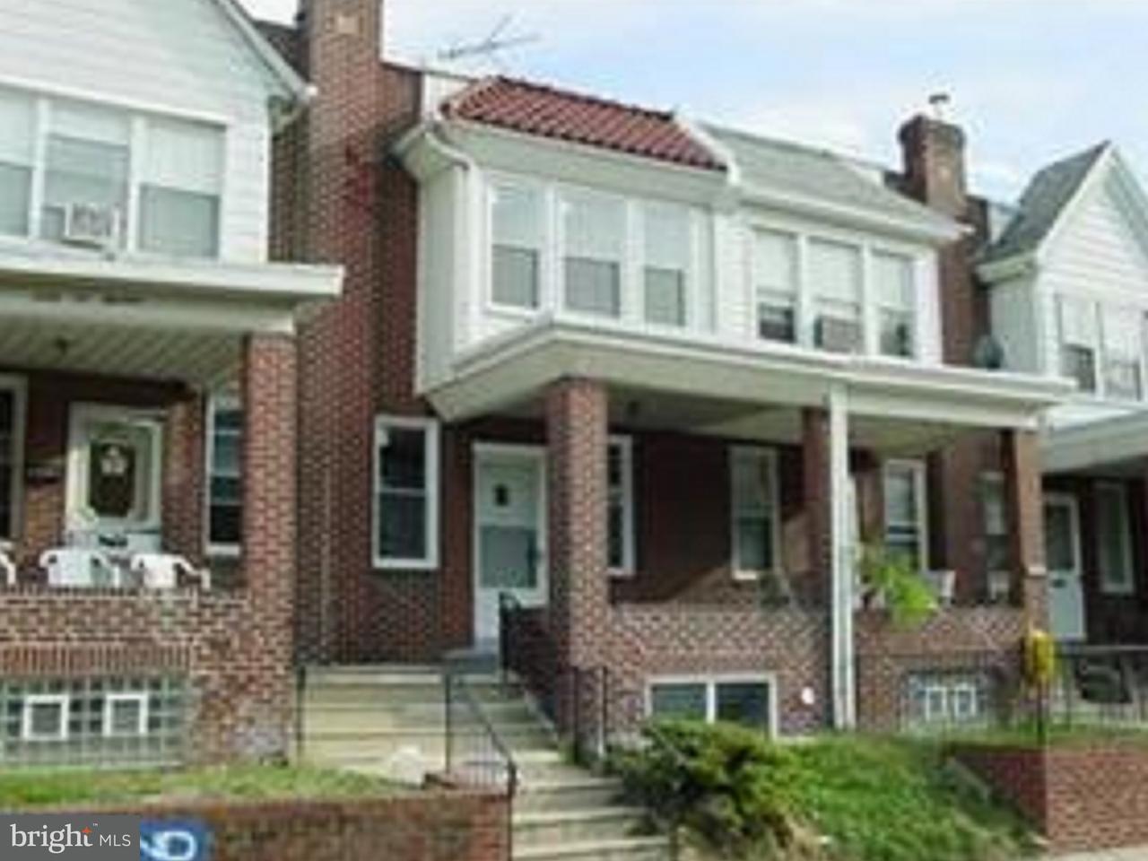 6211  Mershon Philadelphia, PA 19149